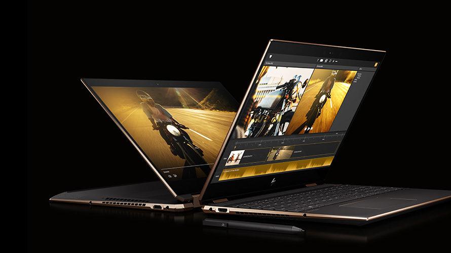 圧倒的パフォーマンスでコスパ最高のノートパソコン【HP Spectre x360 15インチ】